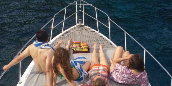 Bali Boat Fishing and Cruise