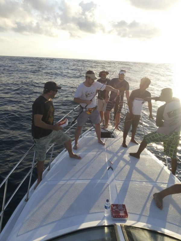 Half Day Bali Boat Fishing Cruise Trip