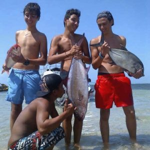 Half Day Fishing Trip in Bali