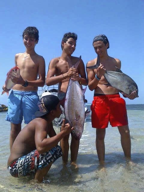 Half Day Fishing Trip in Bali