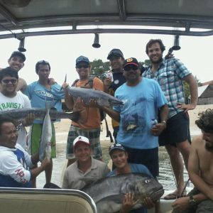 Bali Deep Sea Fishing