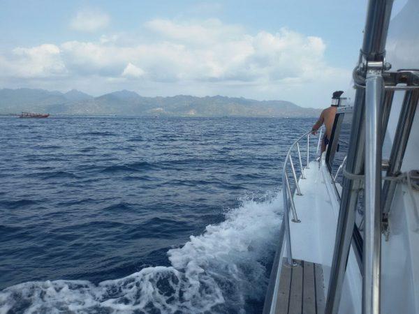 Boat Charter Bali