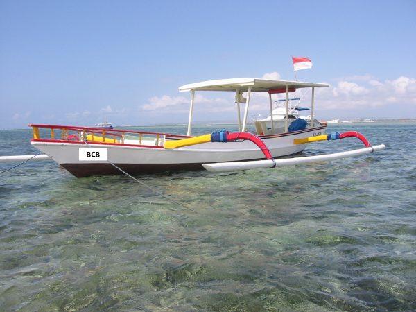 Bali Traditional Fishing Boat