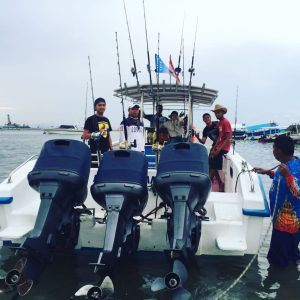 Bali Fishing Charter Big Group