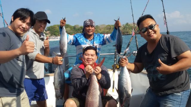 Bali Lombok Fishing Boat